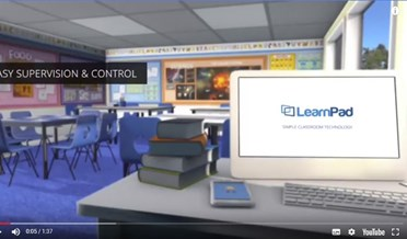 A LearnPad YouTube video