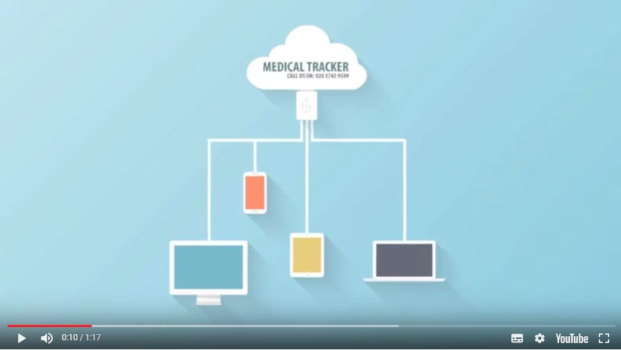 Medical Tracker Overview video